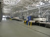 machine building industry