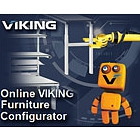 Online VIKING Industrial Furniture Configurator